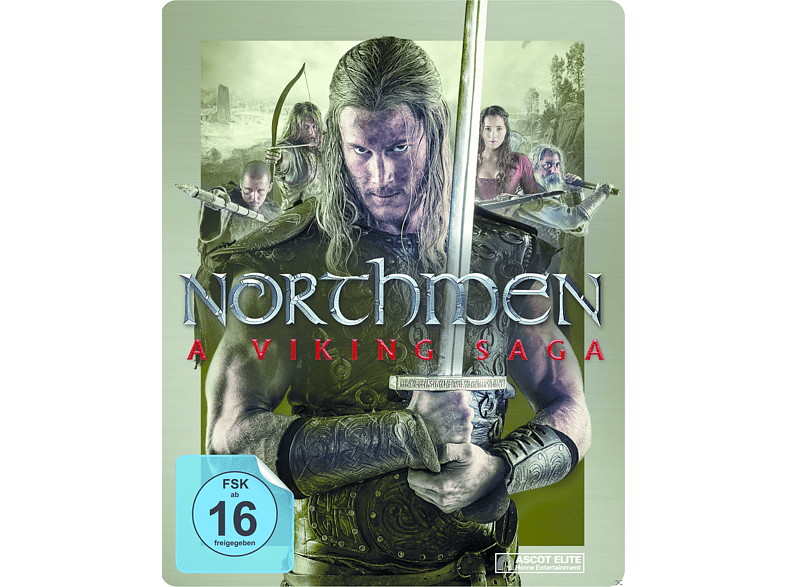 Northmen - A Viking Saga (Steelbook Edition) [Blu-ray]