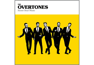 The Overtones - Sweet Soul Music - (CD)