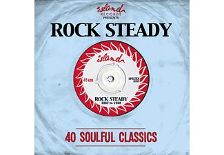 VARIOUS - Trojan Presents Rock Steady [CD]