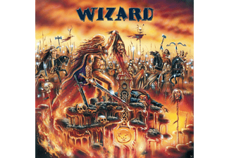 Wizard - Head Of The Deceiver (Remastered+Bonus Tracks) [CD]