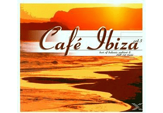 VARIOUS - Cafe Ibiza Vol.3 - (CD)