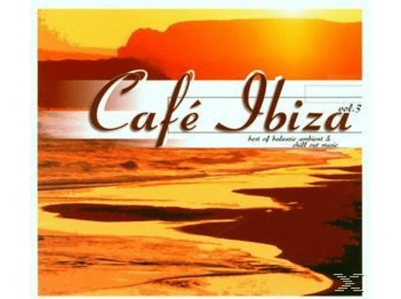 VARIOUS - Cafe Ibiza Vol.3 [CD]