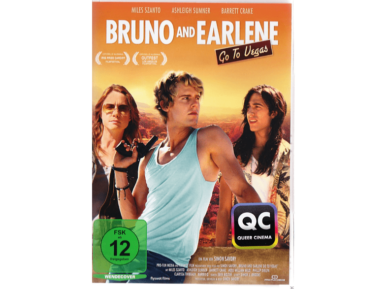 Bruno & Earlene Go to Vegas [DVD]