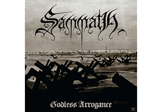 Sammath - Godless Arrogance - Limited Edition (Vinyl LP (nagylemez))