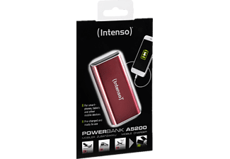 INTENSO 7322426, Powerbank, 5200 mAh, Rot