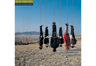 Alan Parsons - Try Anything Once - (Vinyl)