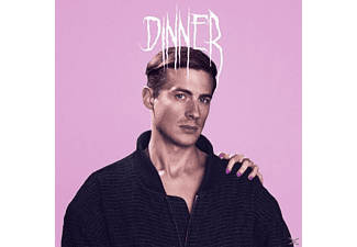 Dinner - Three Eps, 2012-2014 - (CD)