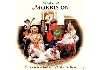 Ashley Hutchings - Grandson Of Morris On - (CD)