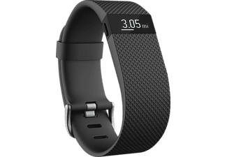 FITBIT Charge HR Zwart Large
