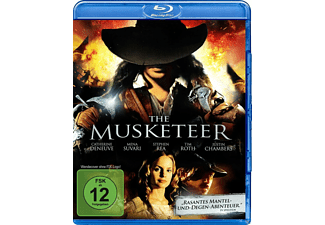 The Musketeer - (Blu-ray)