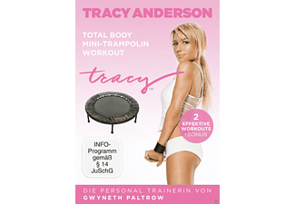 Die Tracy Anderson Methode - Total Body Mini-Trampolin Workout - (DVD)