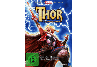 Marvel: Thor - Tales of Asgard - (DVD)