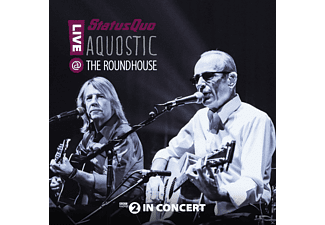 Status Quo - Aquostic! Live At The Roundhouse - (CD)