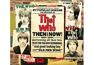 The Who - Then And Now-Best Of - (CD)