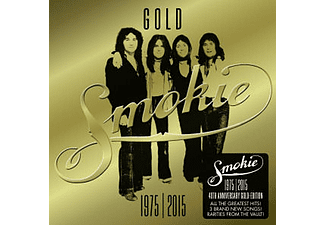 Smokie - Gold - 1975-2015 - 40th Anniversary Gold-Edition (CD)