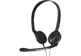 Iphone Entfernungsmesser Headset : Sennheiser pc chat headset schwarz mediamarkt