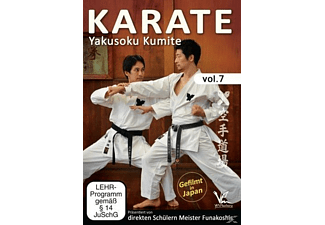 Karate Shotokan Vol.7 Yakusoku Kumite - (DVD)