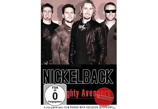 Nickelback - The Mighty Avengers - (DVD)