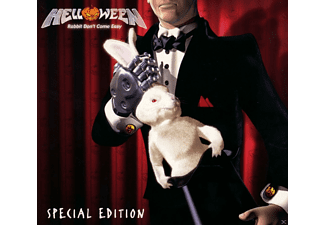 Helloween - Rabbit Don't Come Easy [CD]