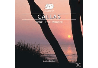 Maria Callas - Ponchielli & Wagner - (CD)
