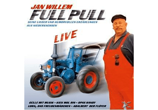 Jan Willem - Full Pull - (CD)