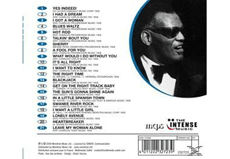 Ray Charles - Yes Indeed - (CD)