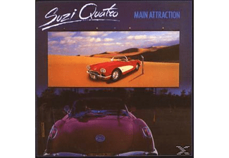 Suzi Quatro - Main Attraction - (CD)