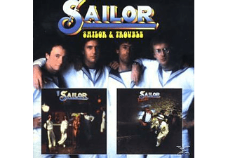 Sailor - Sailor & Trouble [CD]