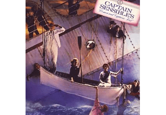 Captain Sensible - Women And Captains First (Expanded) - (CD)