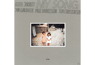 Keith Jarrett - My Song - (Vinyl)