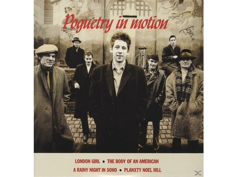 The Pogues - Poguetry In Motion [Vinyl]