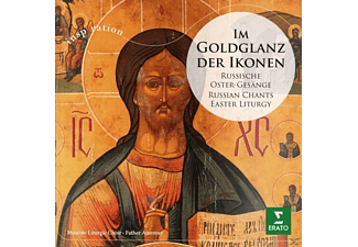 Father/moscow Liturgic Choir Amvrosy - Im Goldglanz Der Ikonen-Russische Gesänge Der [CD]