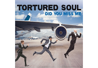 Tortured Soul - Did You Miss Me - (CD)