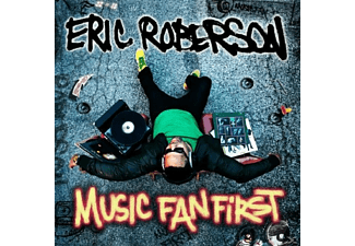 Eric Roberson - Music Fan First - (CD)