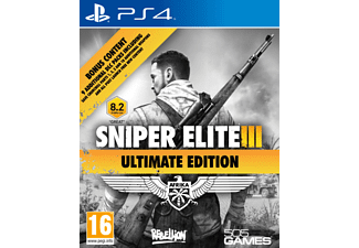 Sniper Elite 3 (Ultimate Edition) | PlayStation 4