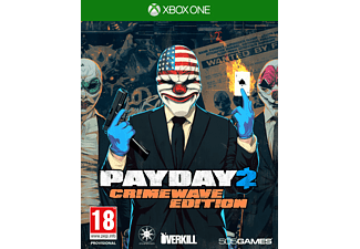 Payday 2 (Crime Wave Edition) | Xbox One