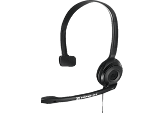 SENNHEISER PC 2 CHAT Headset Schwarz