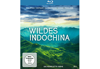Wildes Indochina - (Blu-ray)