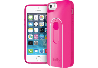 ILUV Selfy Dual Layer iPhone 5/5s Pink - (AI5SELFRP)