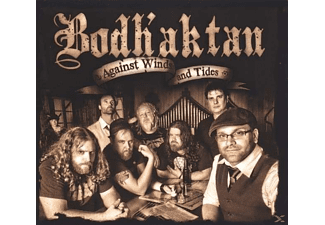 Bodh'aktan, VARIOUS - Against Winds And Tides - (CD)