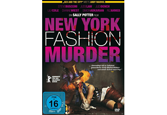 New York Fashion Murder - (DVD)
