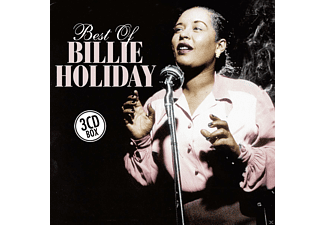 Billie Holiday - Best Of - (CD)