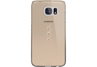 WHITE DIAMONDS Trinity Backcover Samsung Galaxy S6 Polycarbonat (PC) Rosegold
