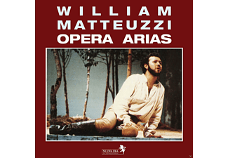 William Matteuzzi - Opera Arias - (CD)