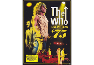 The Who - Live In Texas 75 - (DVD)