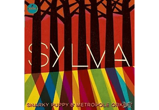 Snarky Puppy, Metropole Orkest - Sylva - (CD + DVD Video)