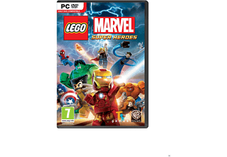 LEGO Marvel Super Heroes PC