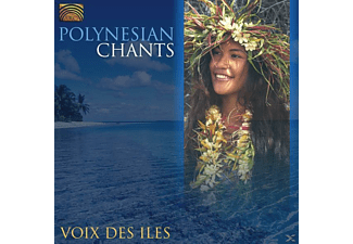 Voix Des Iles - Polynesian Chants - (CD)