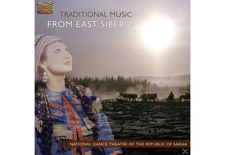 National Dance Theatre Of Sakha - Traditional Music From East Siberia - (CD)