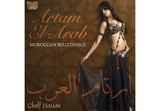 Chalf Hassan - Artam El-Arab - (CD)